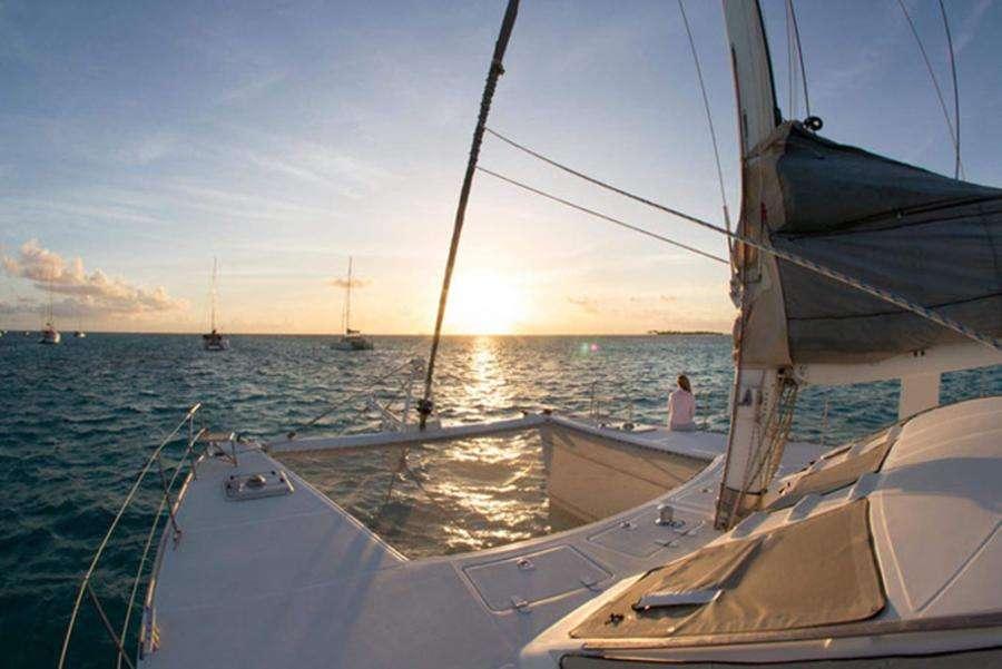 Catamaran Ican
