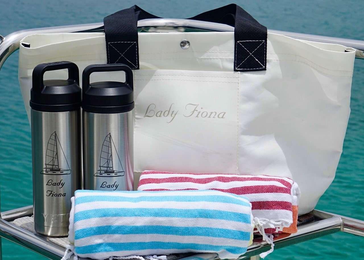 LADY FIONA yacht image # 14