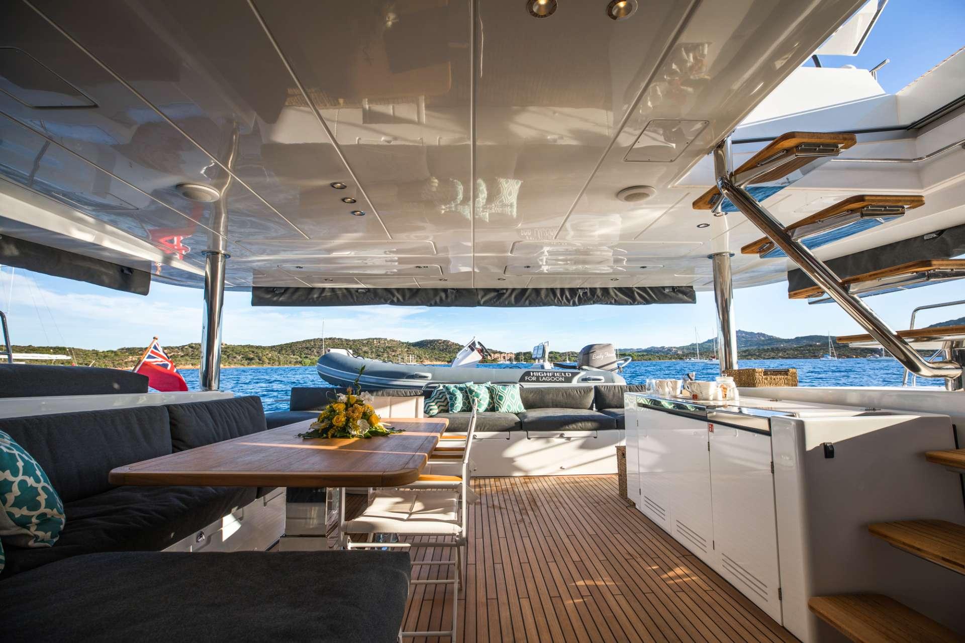 LADY FIONA yacht image # 15