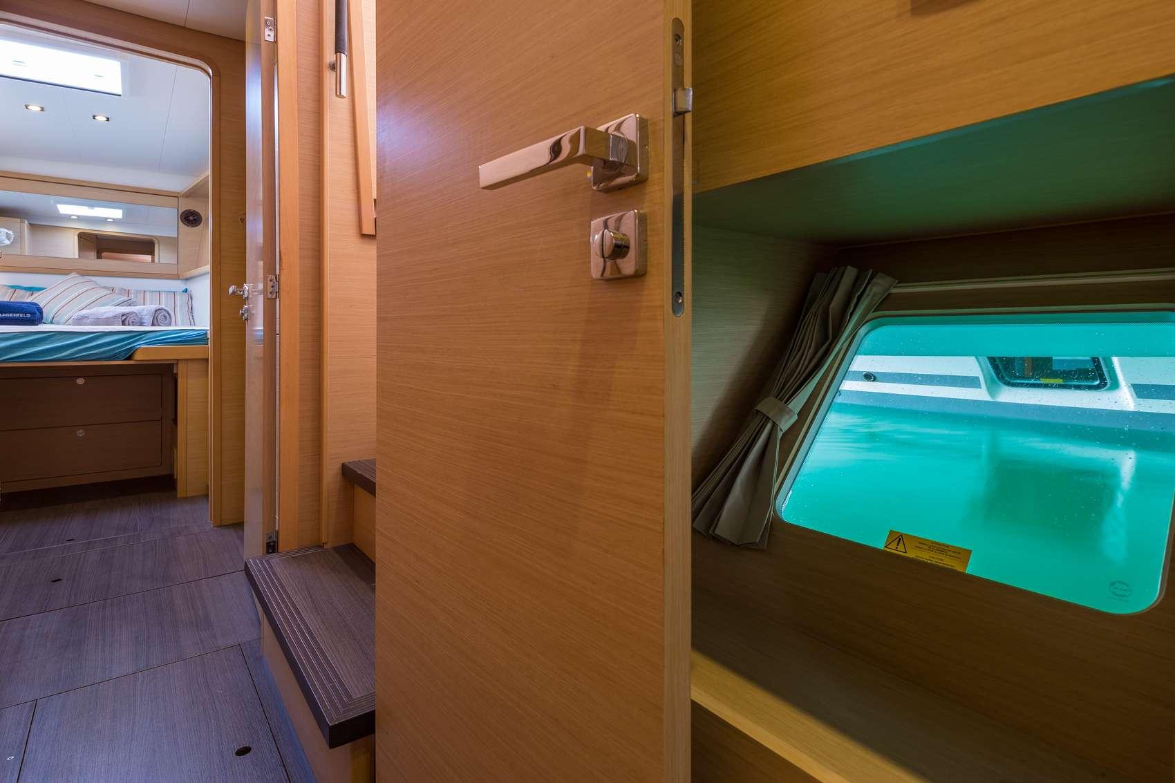 Catamaran Charter New Horizons