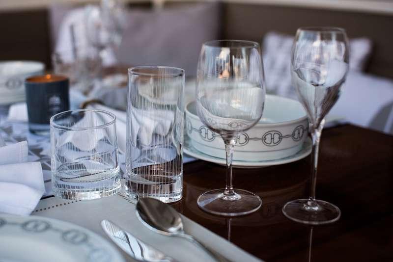 Crystal Swiss Glassware