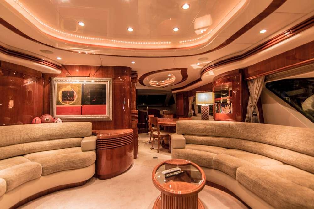 motor yacht DREAMER