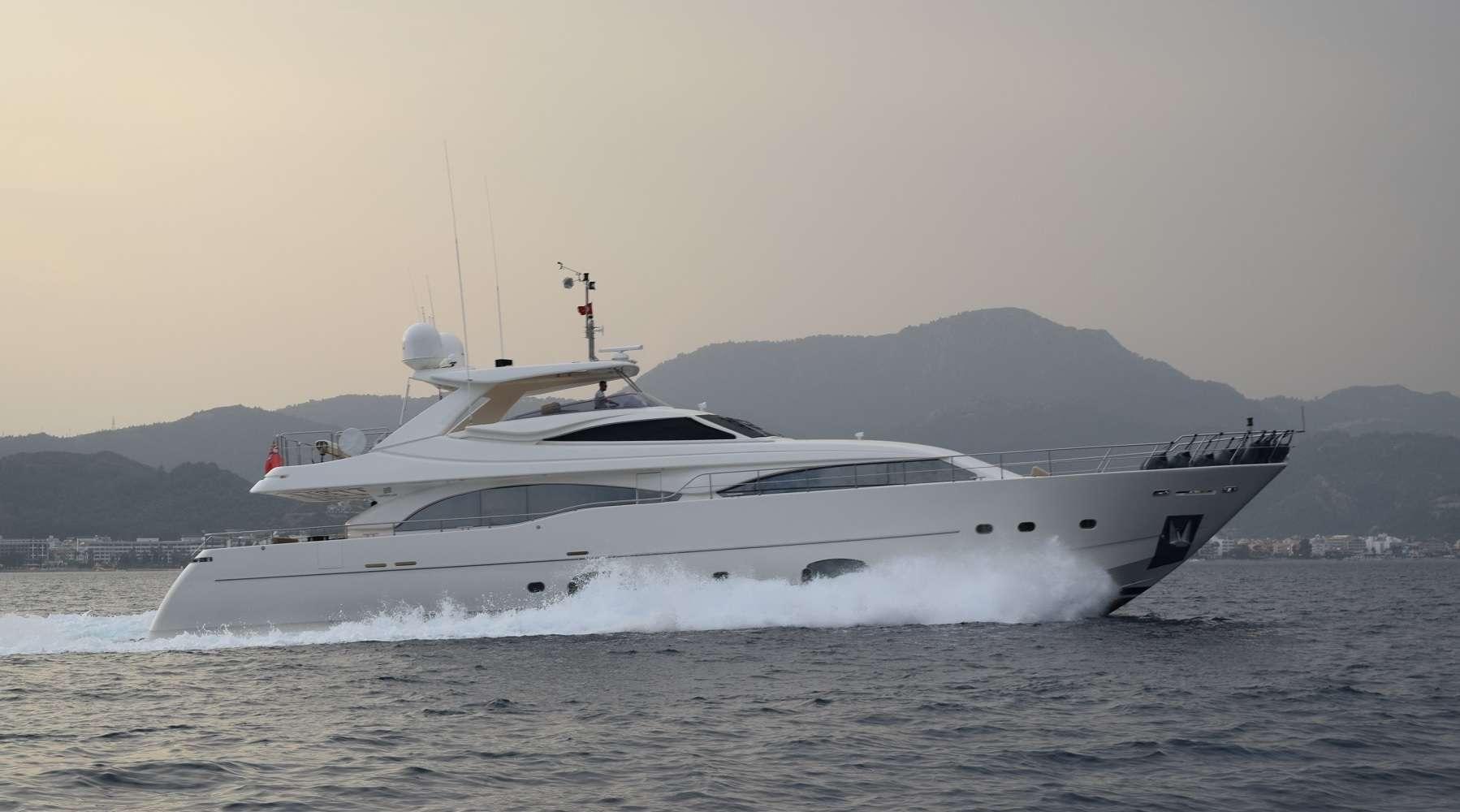 motor yacht SEA LION II