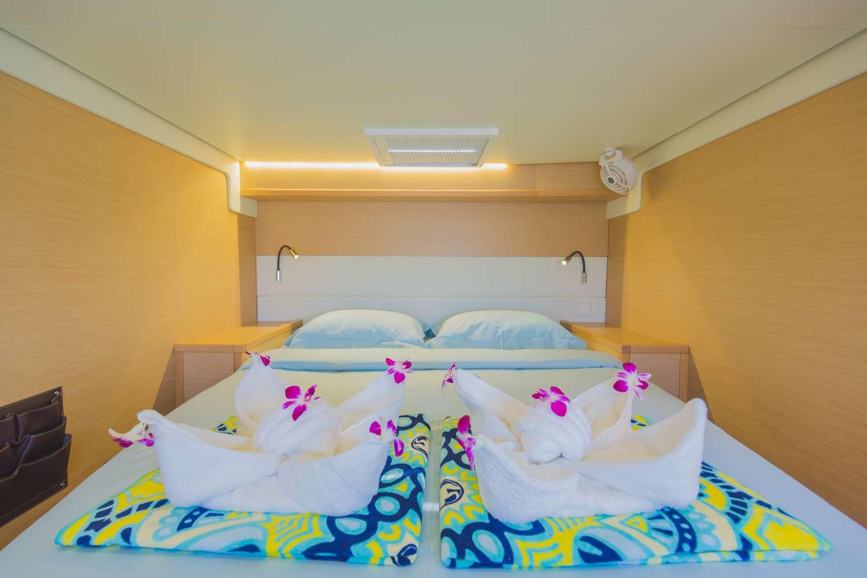 Queen Size Cabin (en-suite)