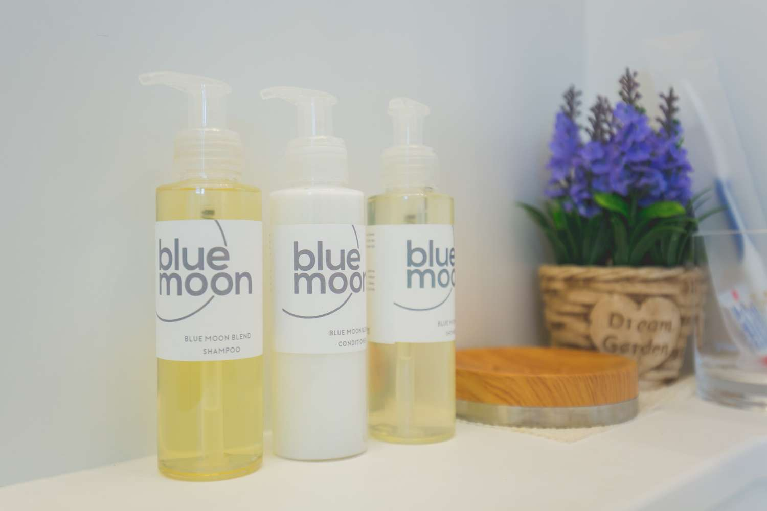 Tailor-made toiletries