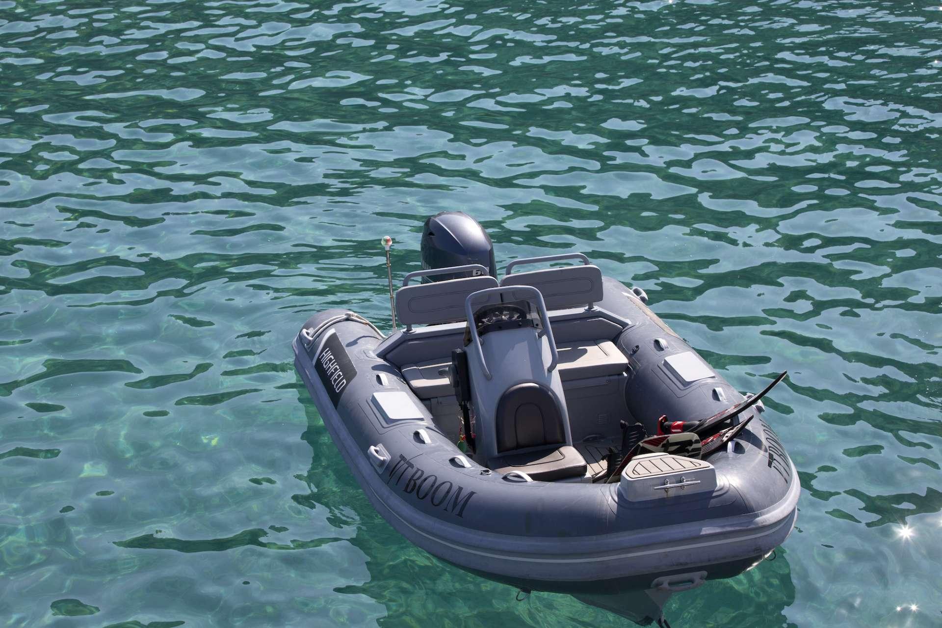 Catamaran Charter Boom
