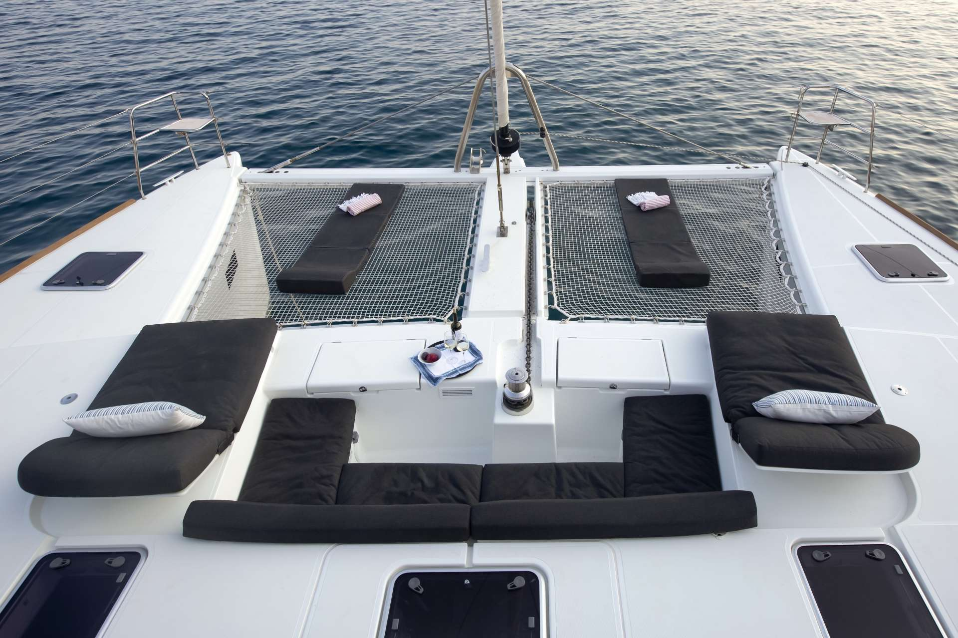 Sailing Yacht Boom
