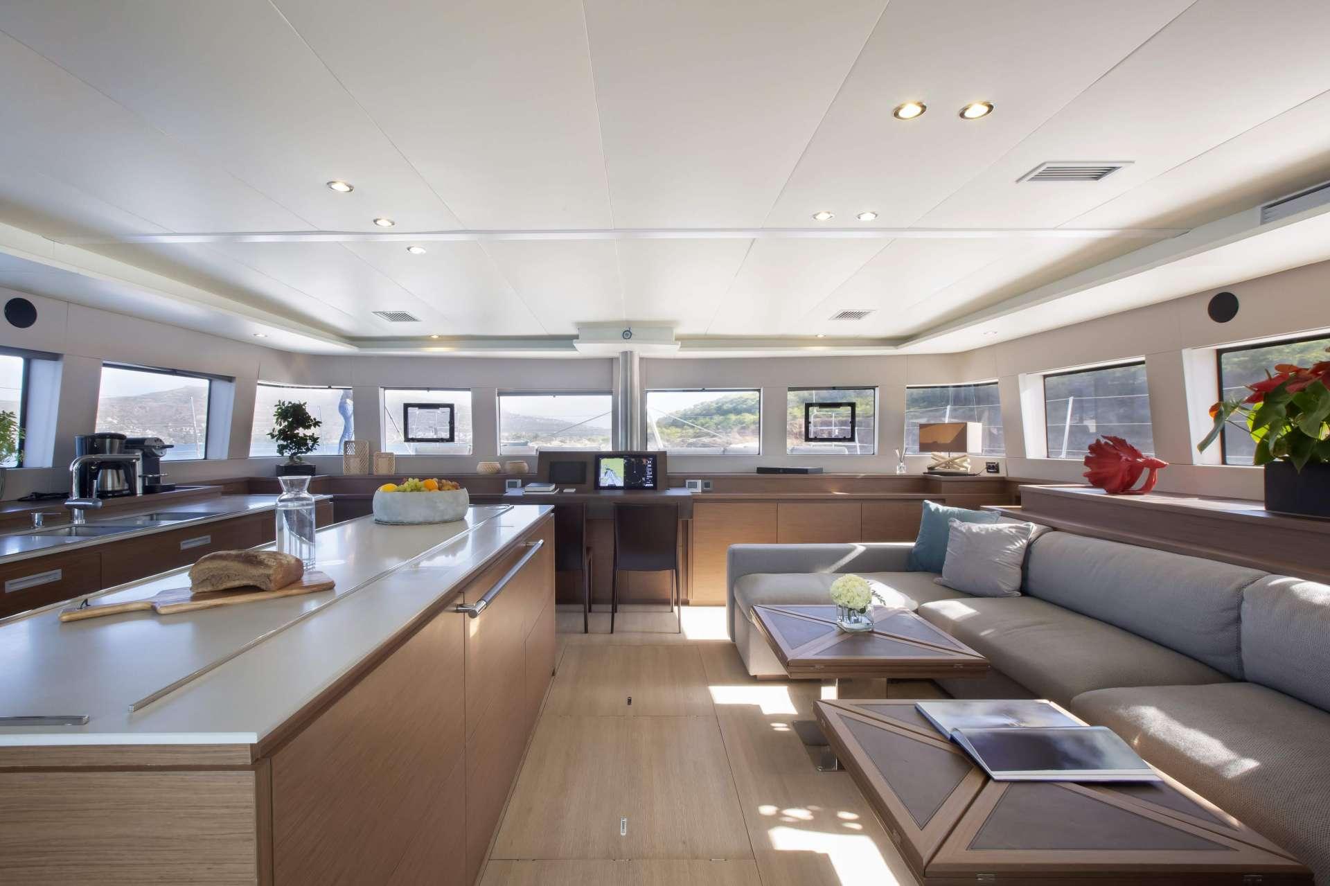 Catamaran Charter Phantom