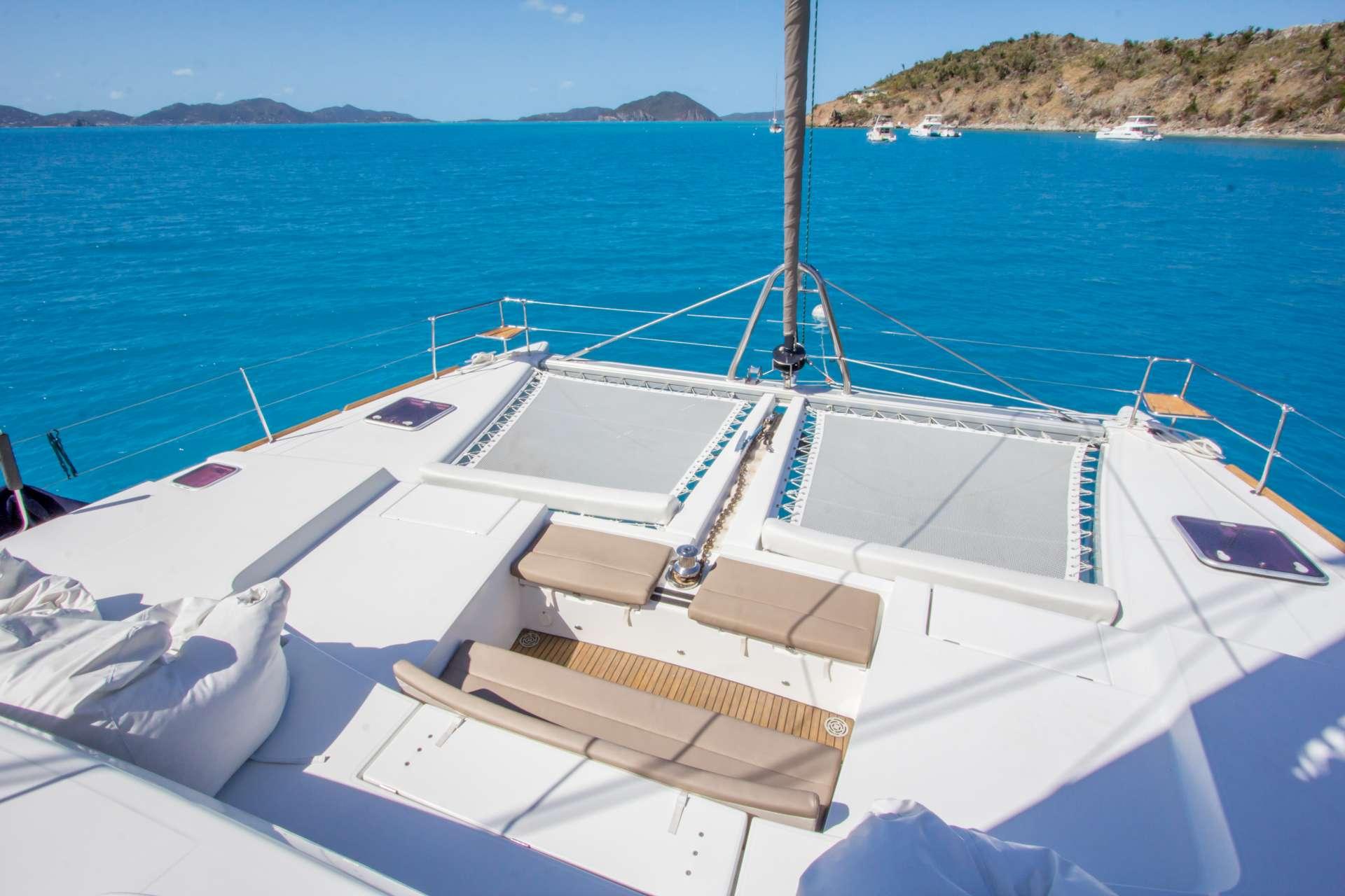 Catamaran Charter Azuria