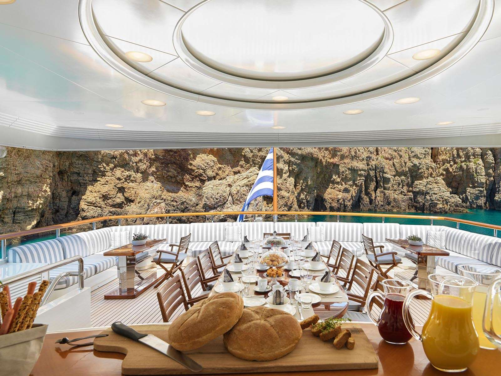 Dining Upper Deck