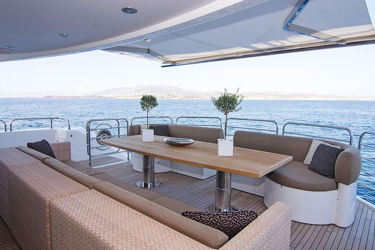 motor yacht PATHOS