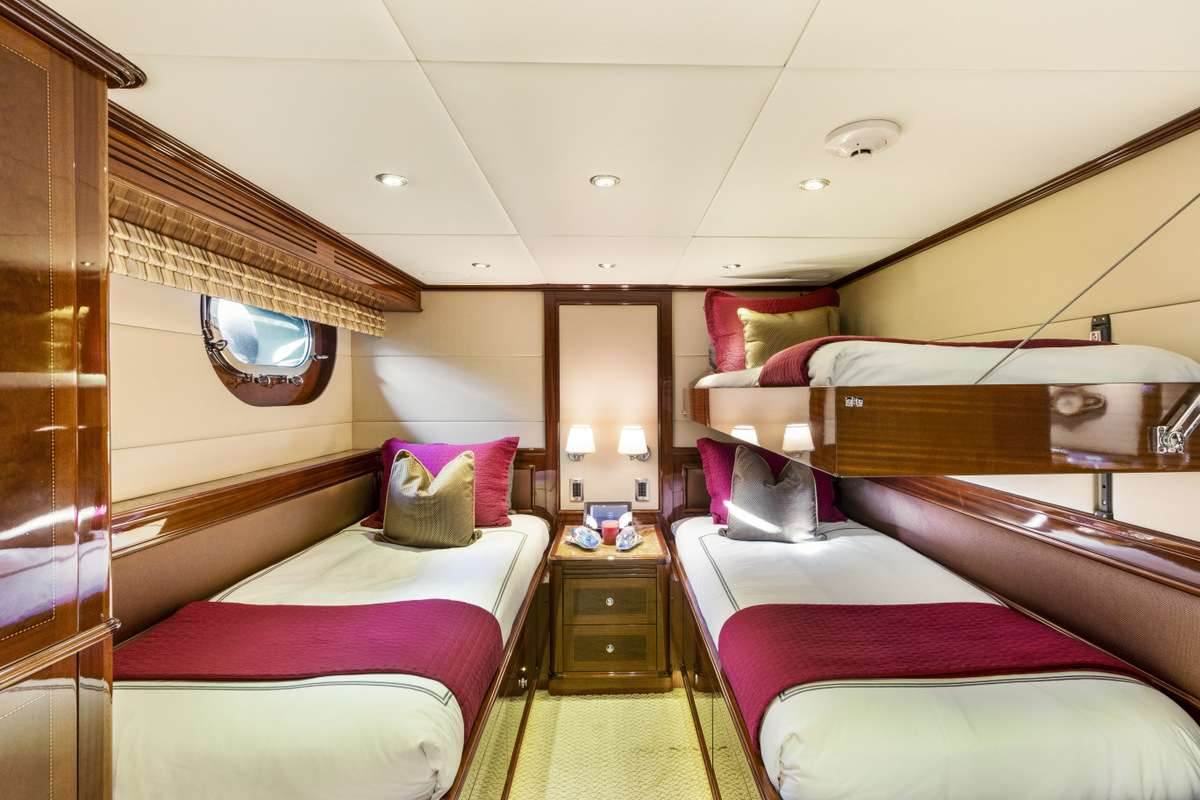 Guest Stateroom with pullman