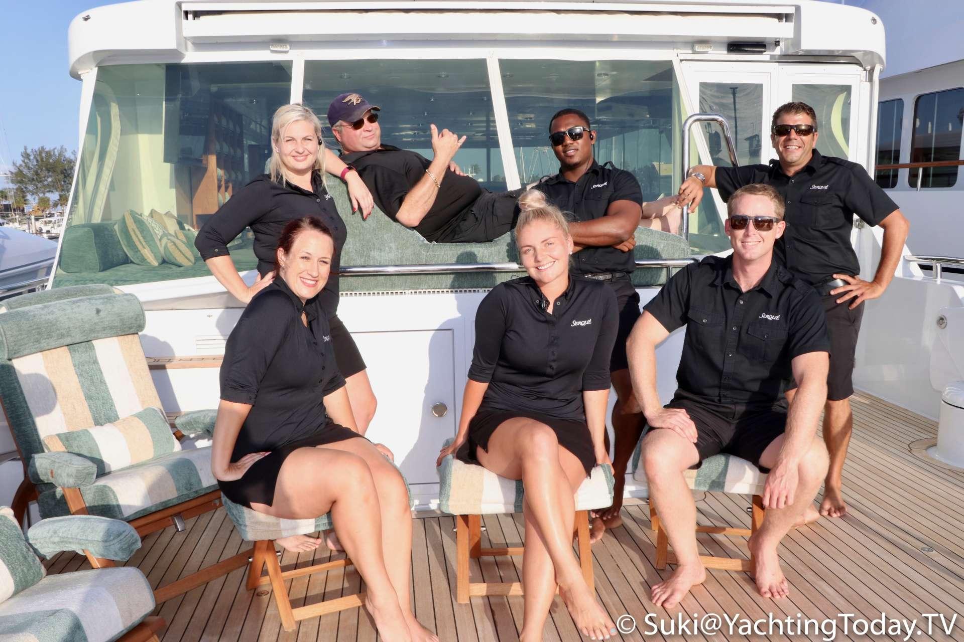 SERQUE Crew