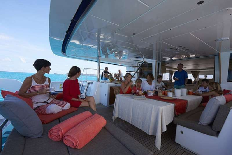 Catamaran Charter Dream Roques