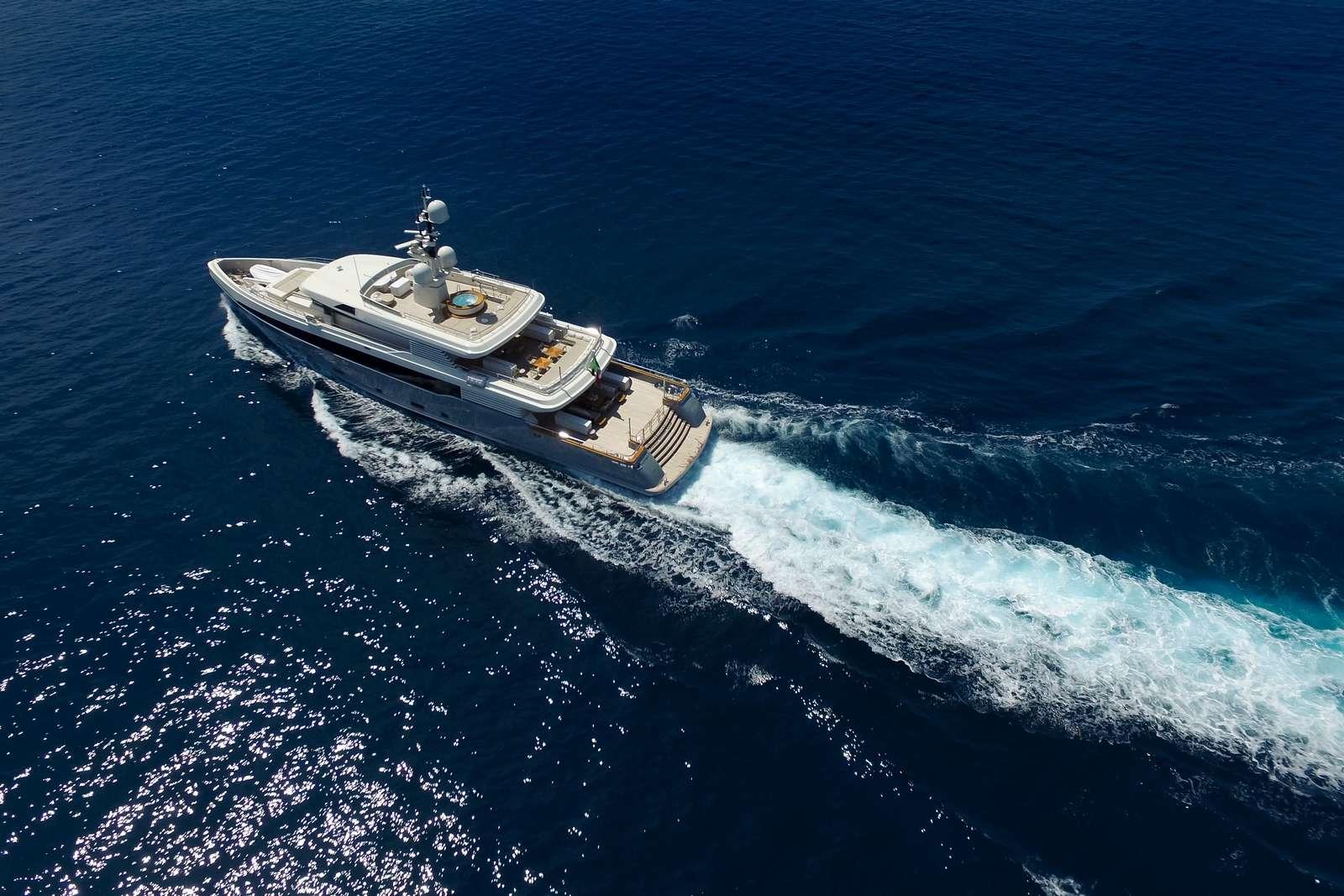 motor yacht Aslec 4