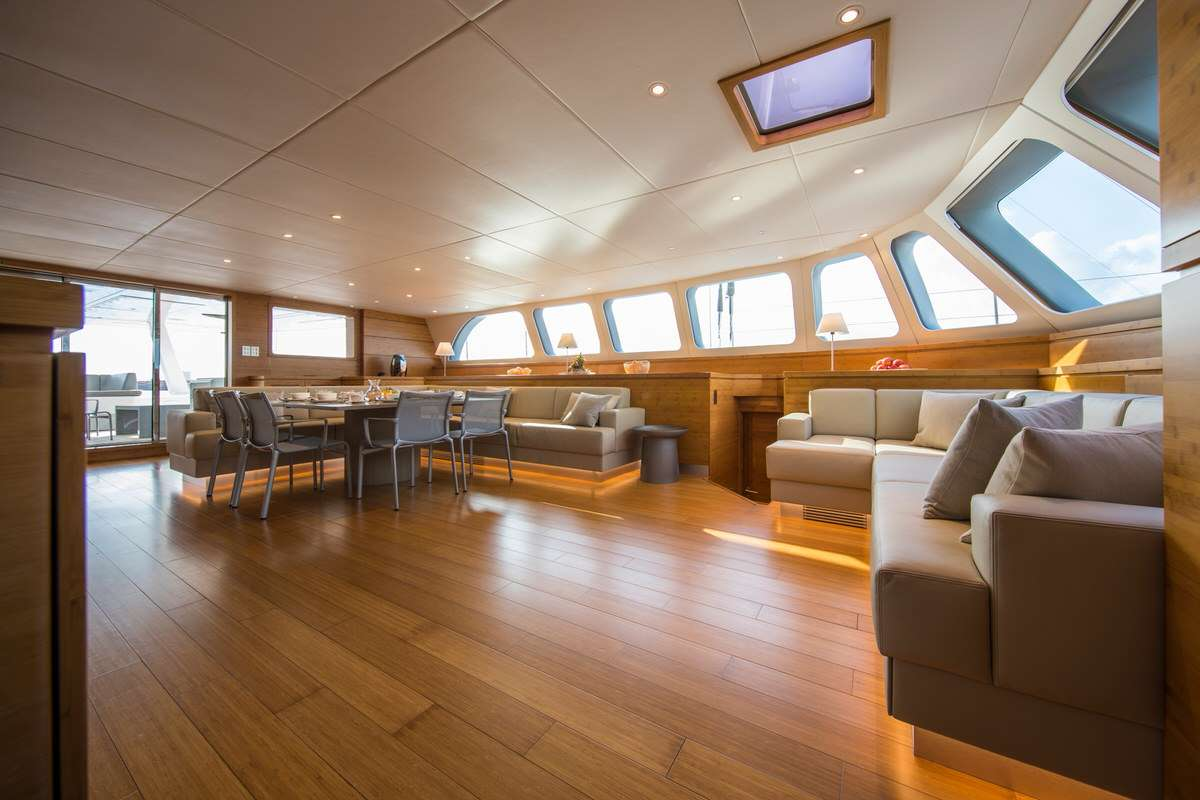 Yacht charter Che