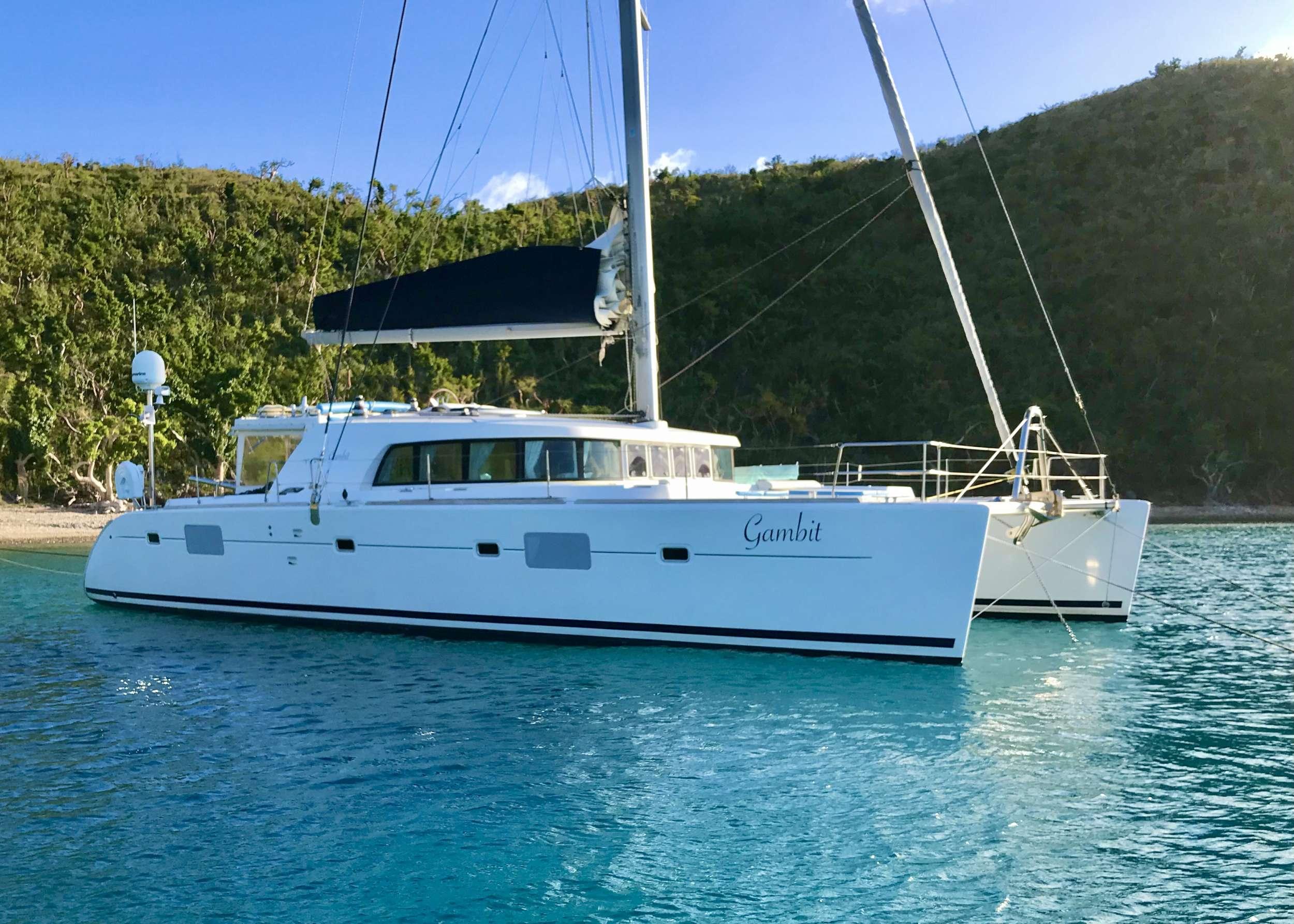 GAMBIT yacht image # 16