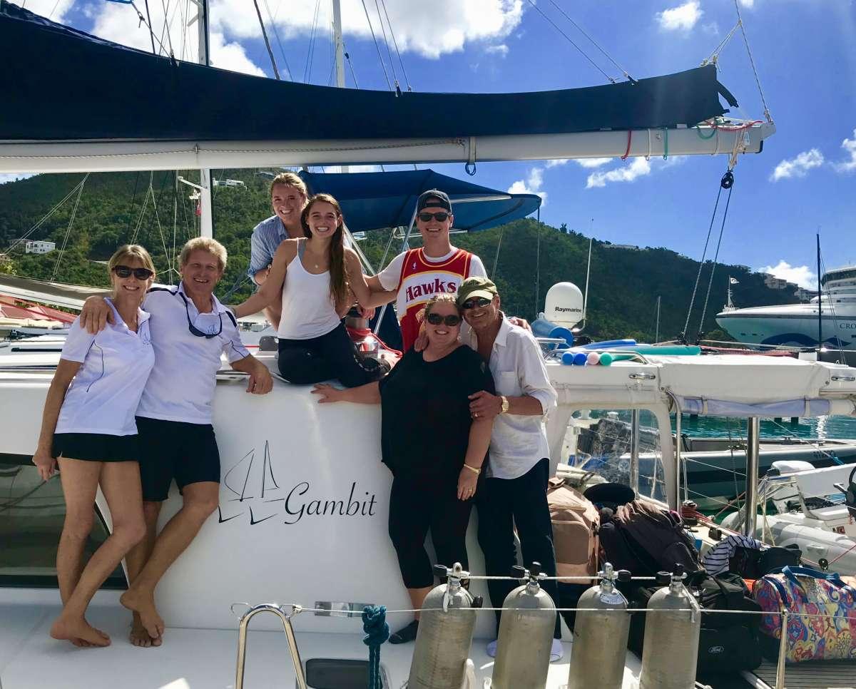 GAMBIT Yacht Charters