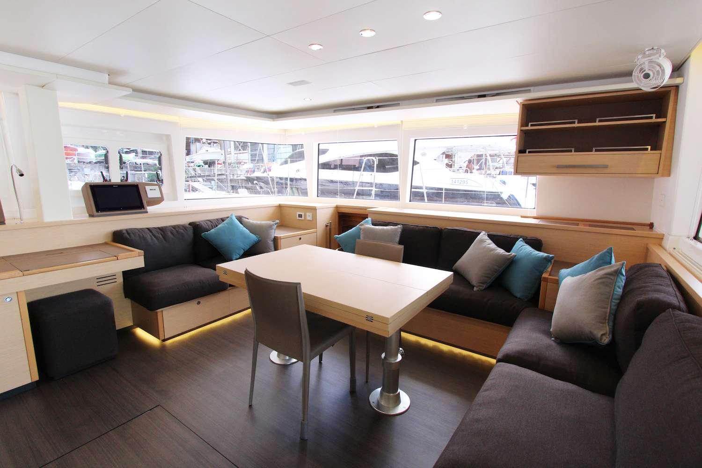Yacht charter Ellen Sophia