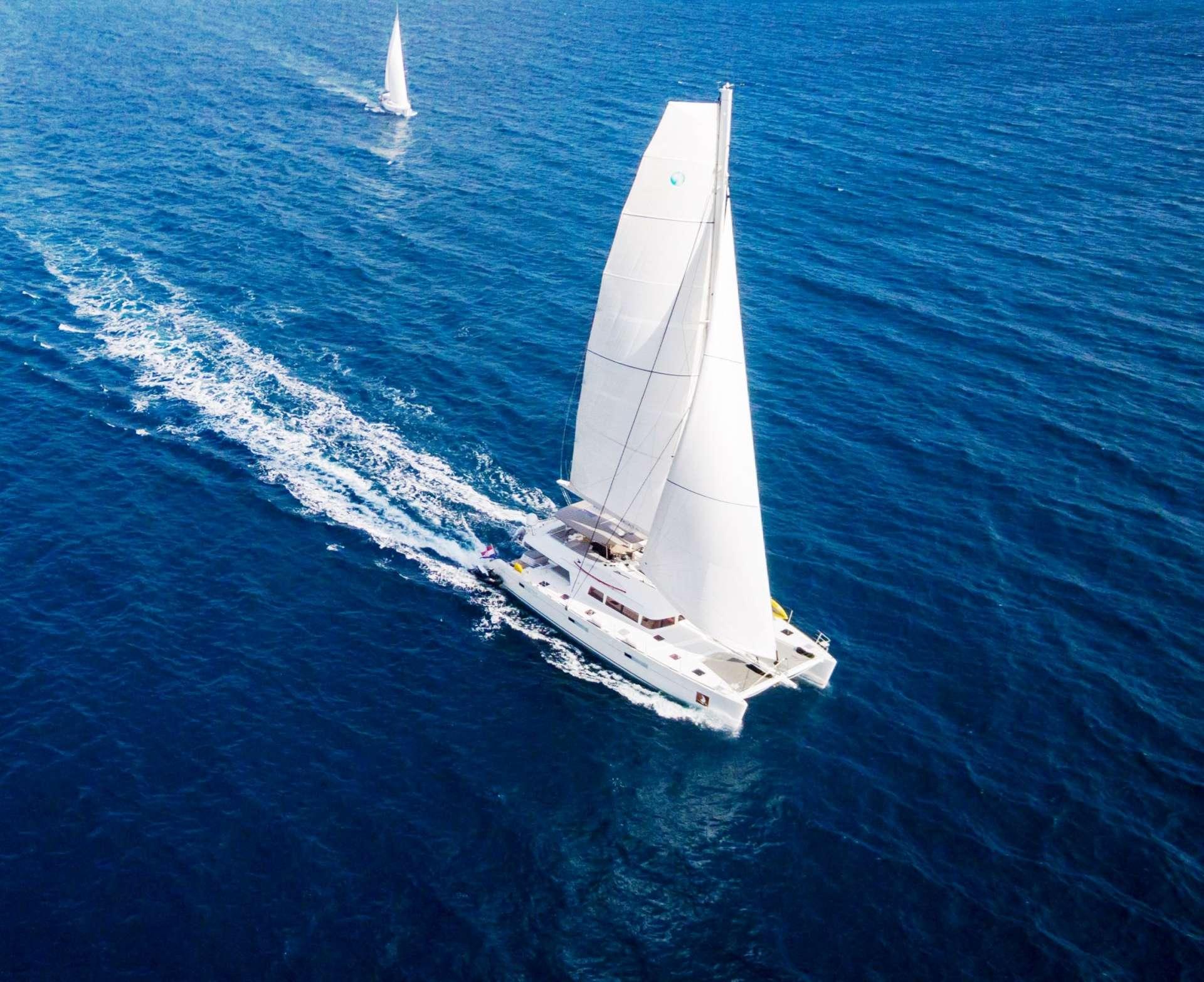 Catamaran Charter My Destiny