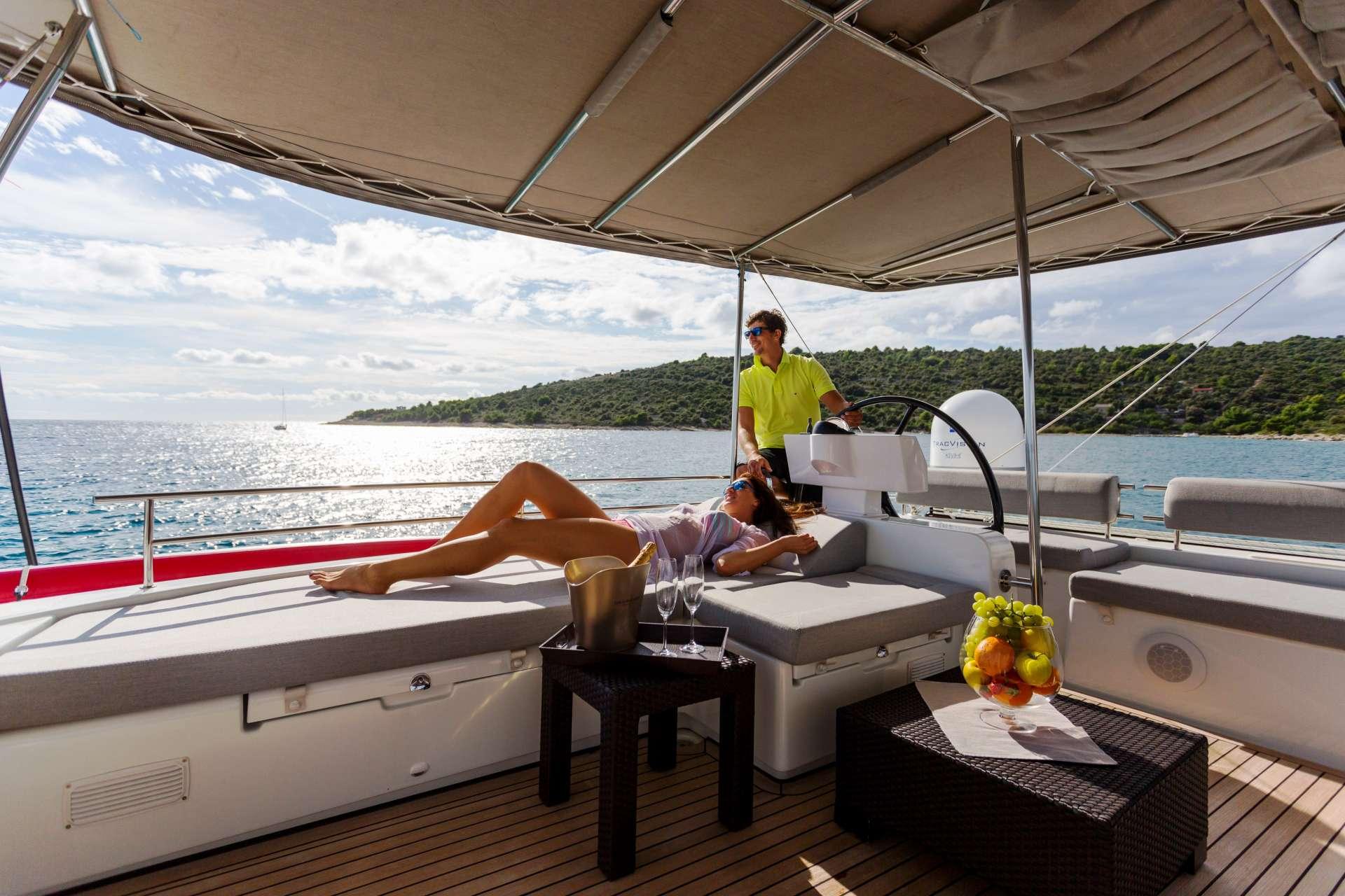 Yacht charter My Destiny
