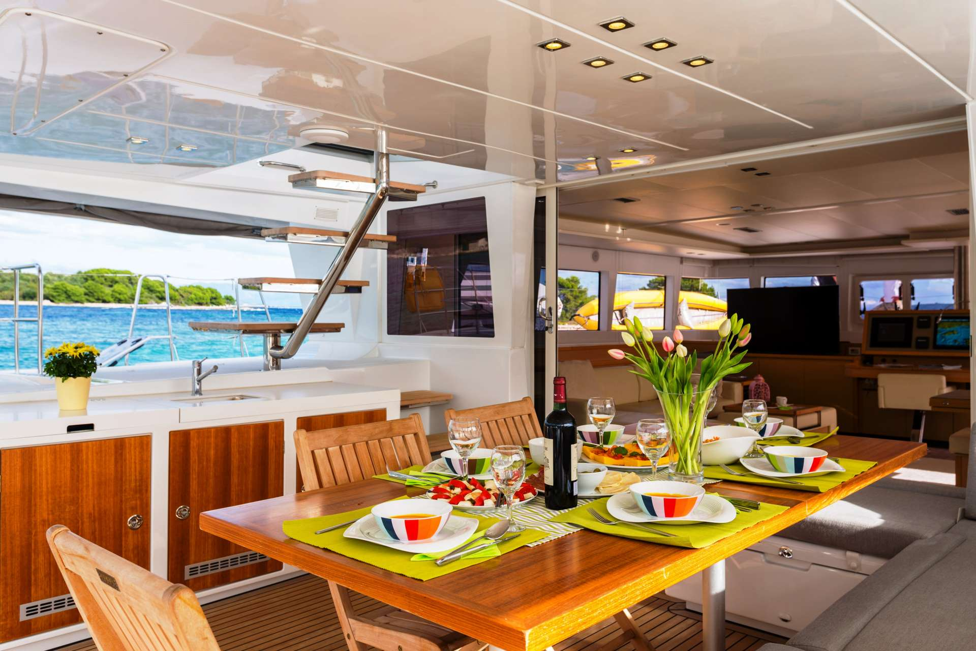 Catamaran My Destiny