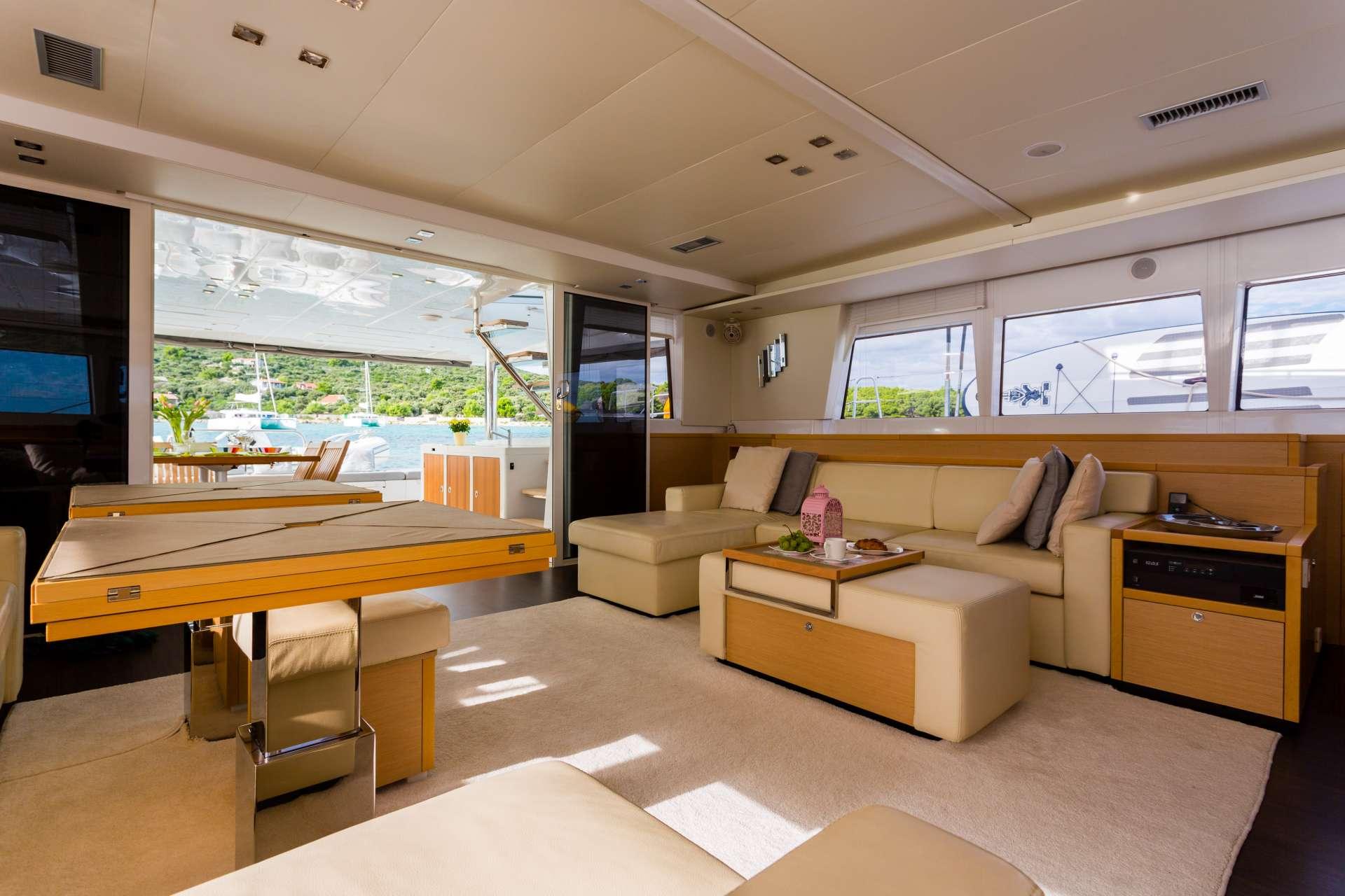 Sailing Yacht My Destiny