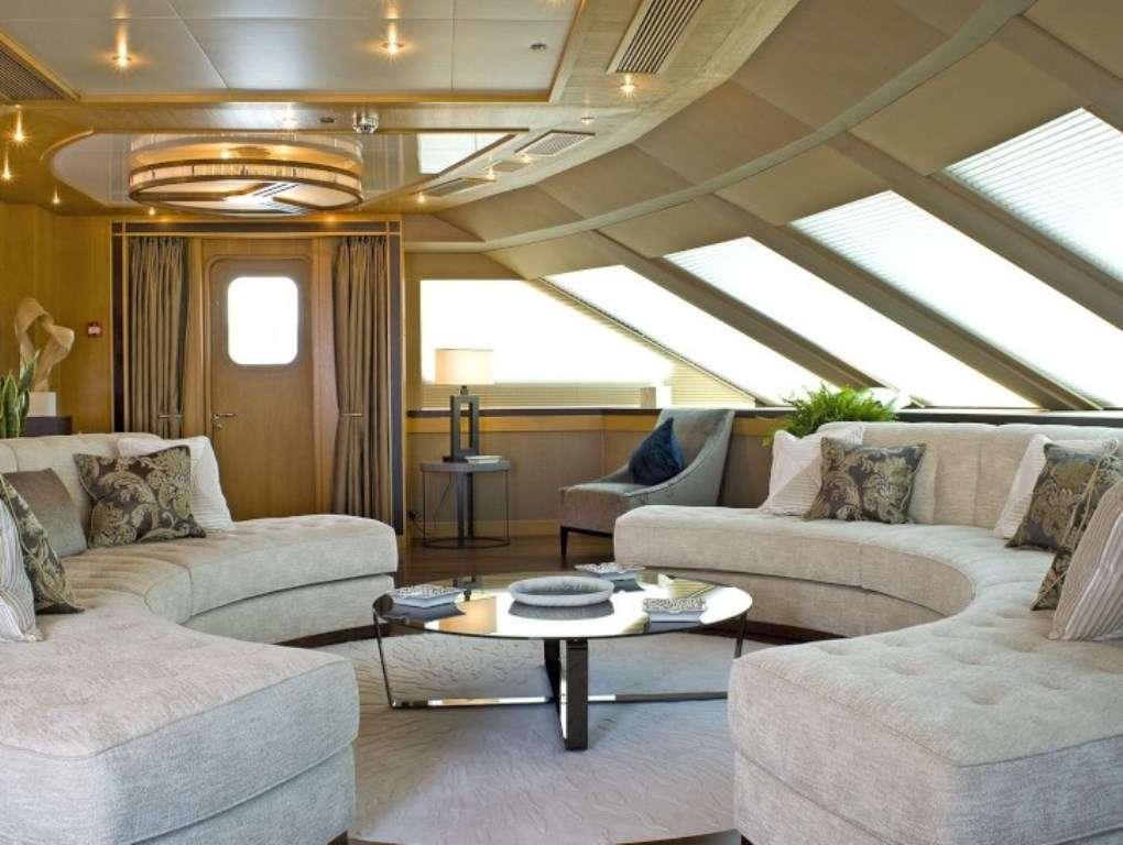motor yacht INDIAN EMPRESS