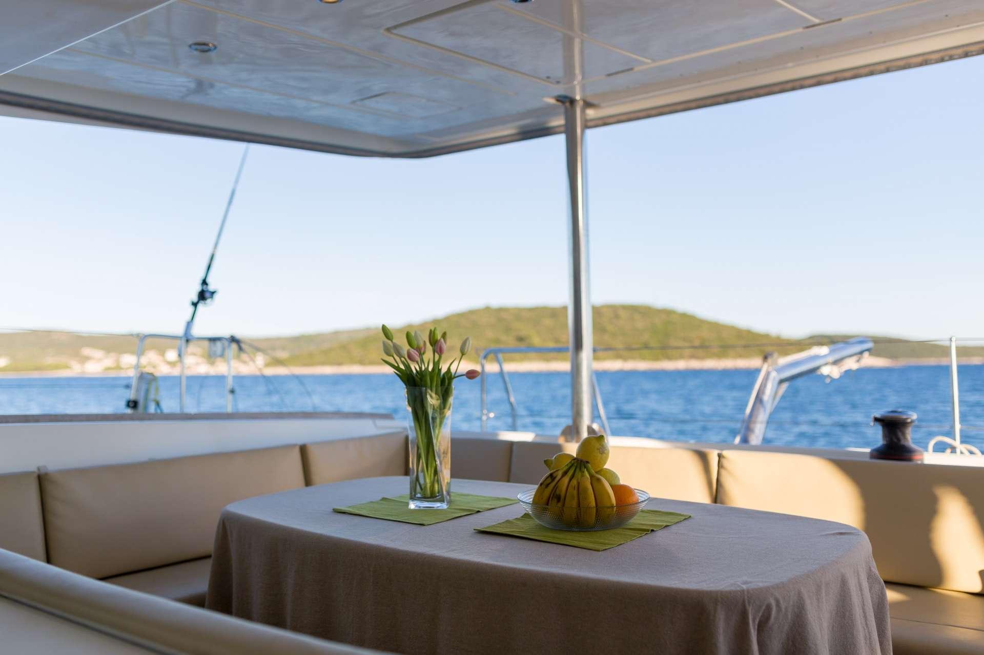 Yacht charter Bossa Nova