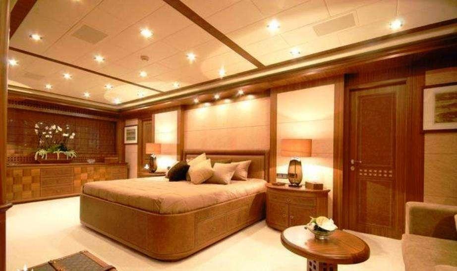 motor yacht FORCE INDIA