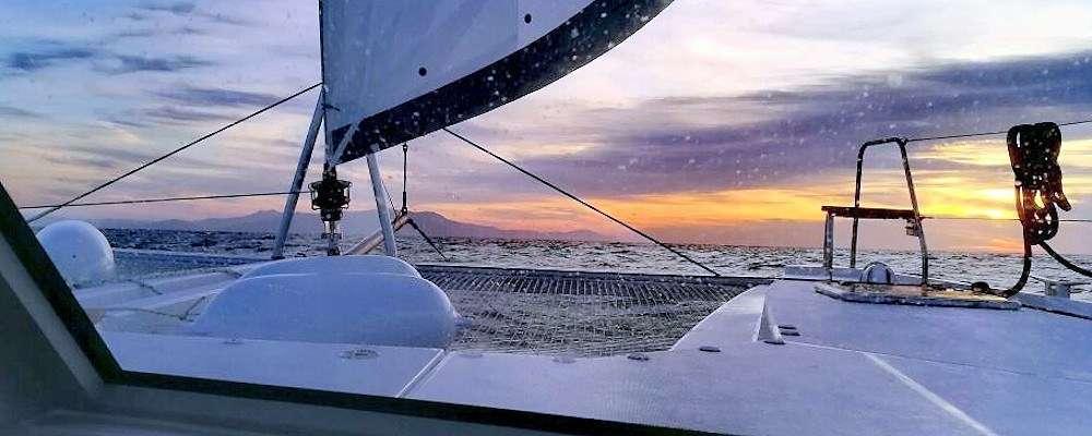 Catamaran Flo