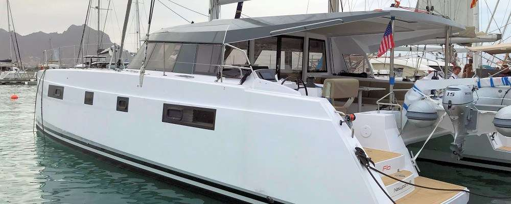 Sailing Yacht Flo