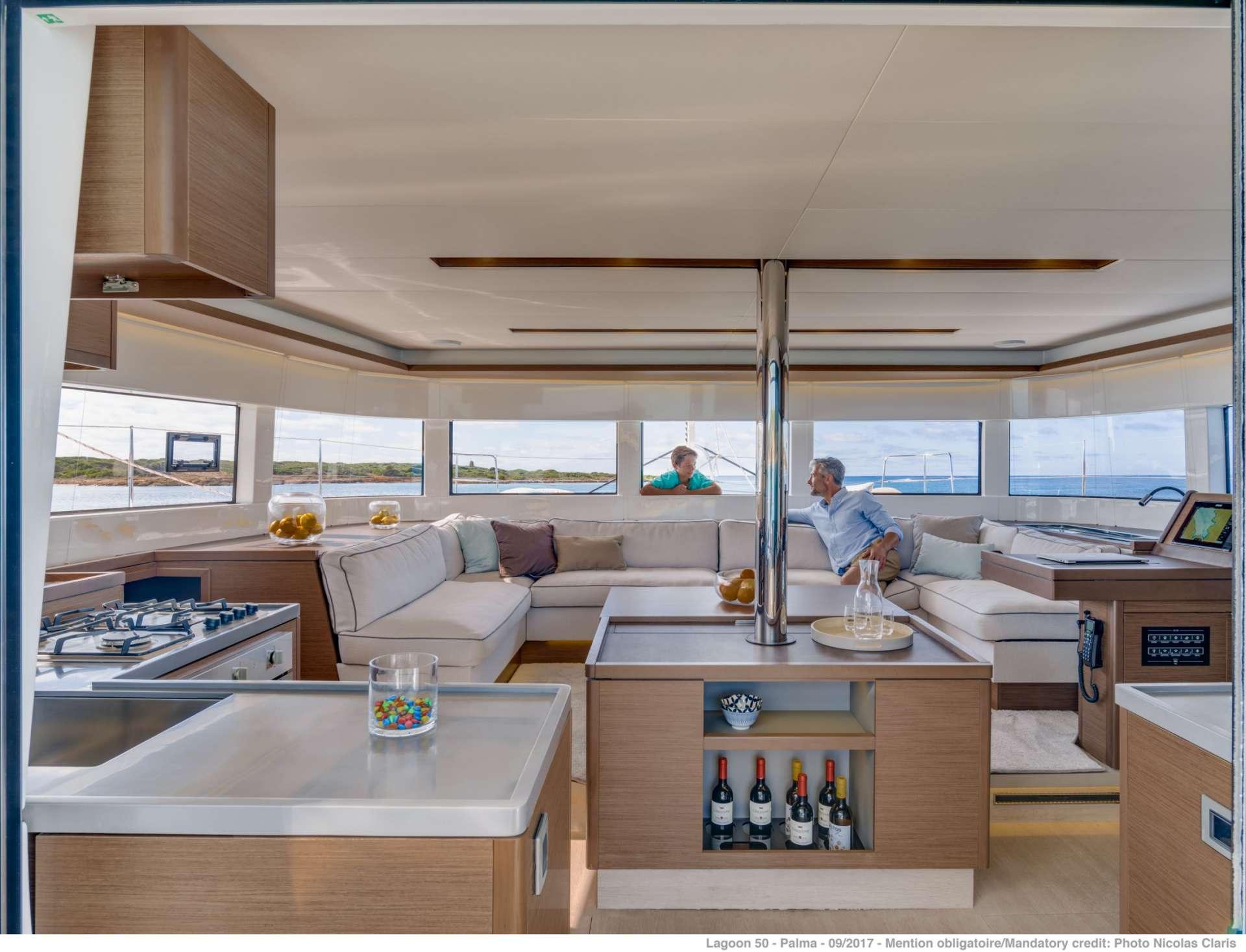 Catamaran Charter Happy Feet