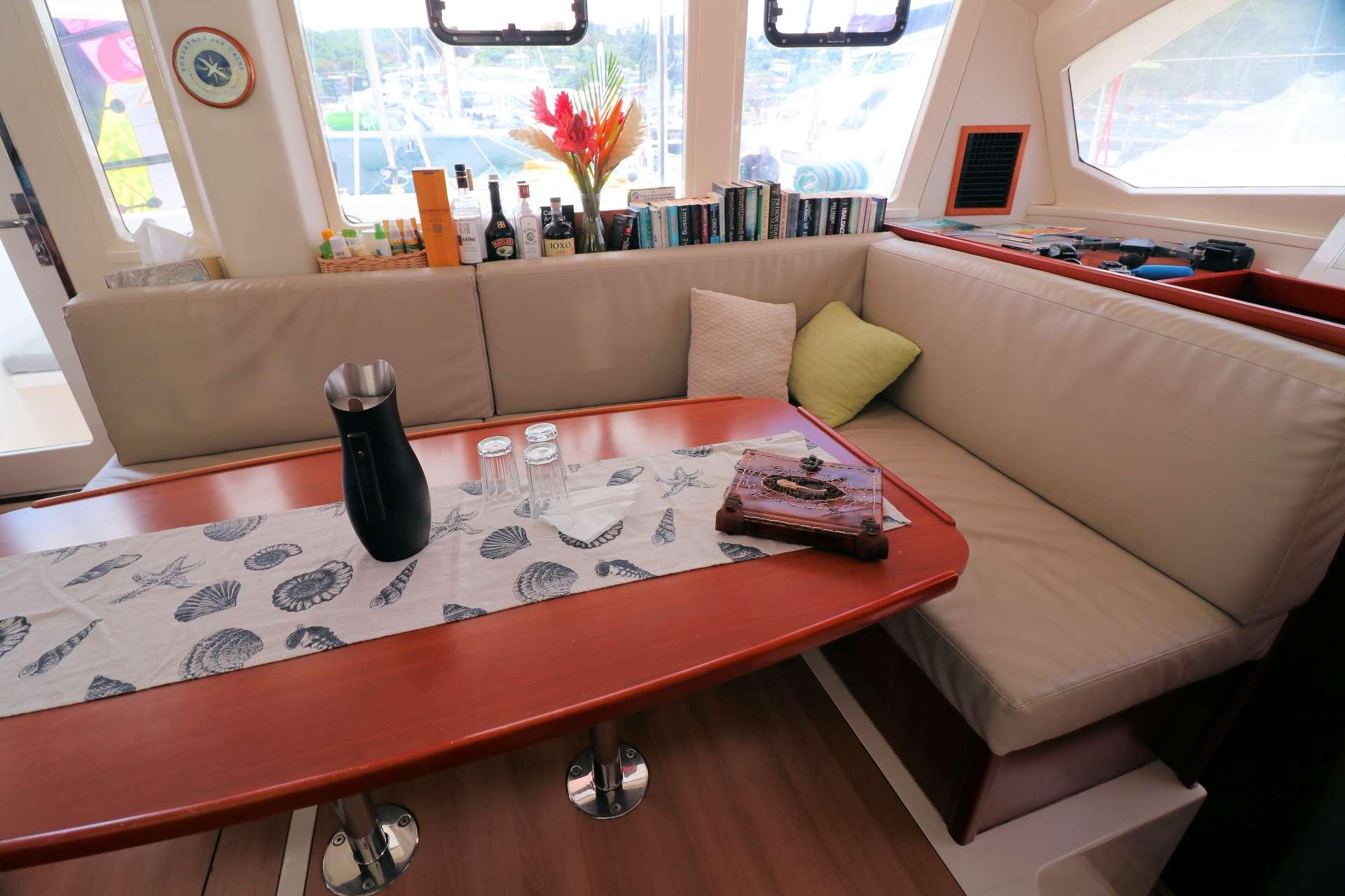 Yacht charter Groovy