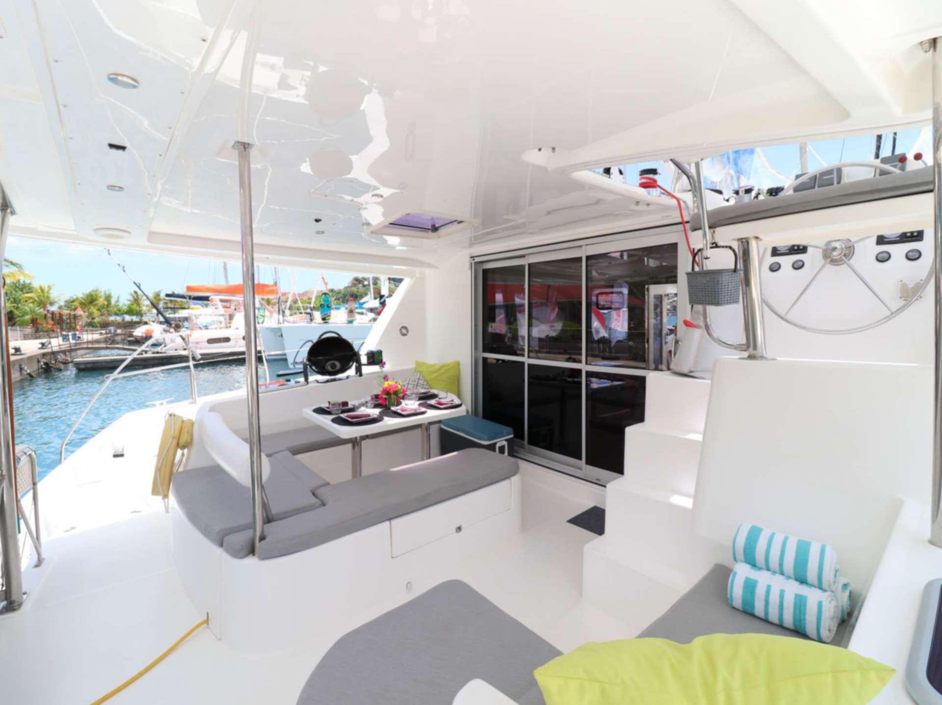 Sailing Yacht Groovy