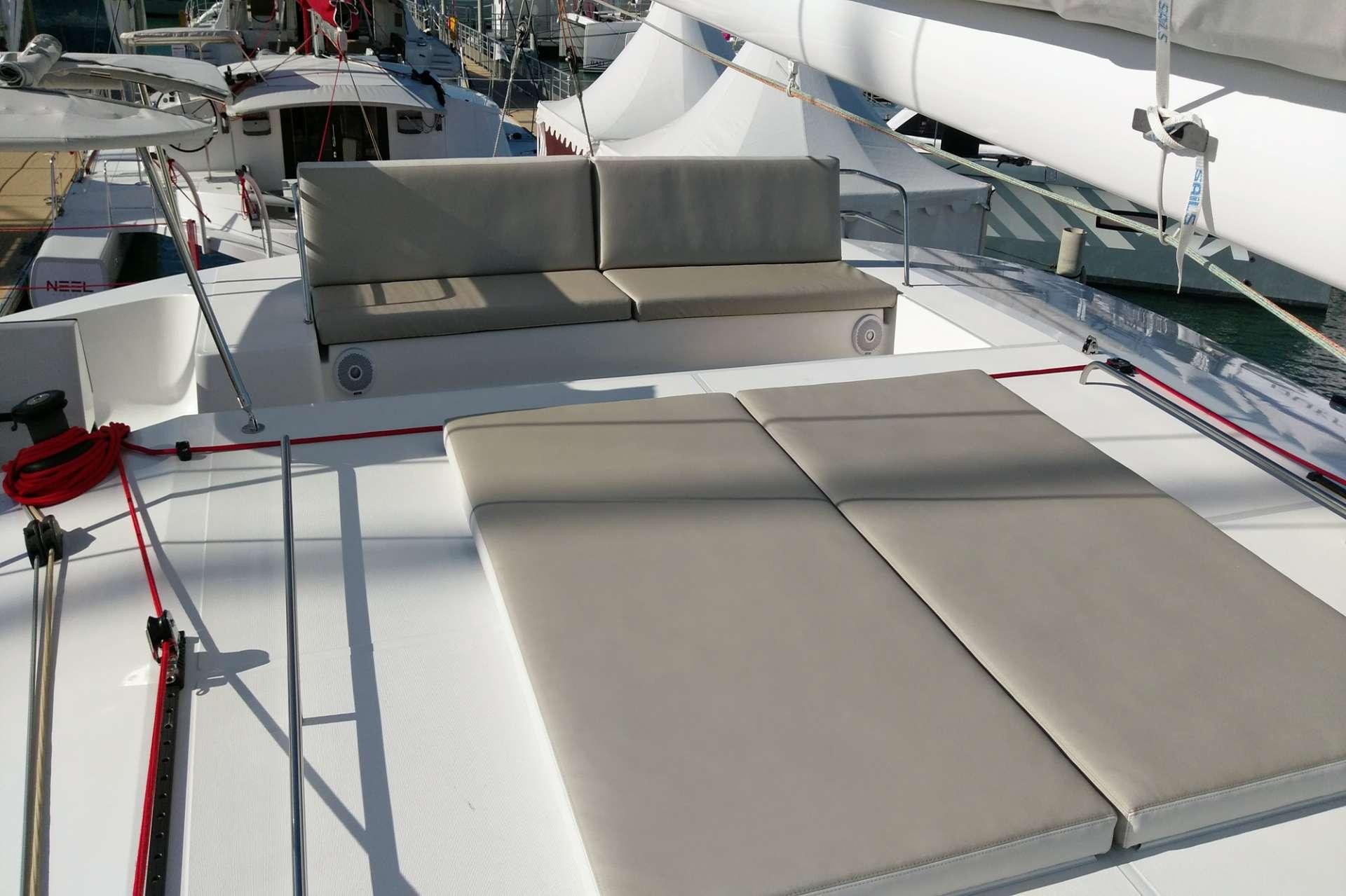Catamaran Charter Trilogy