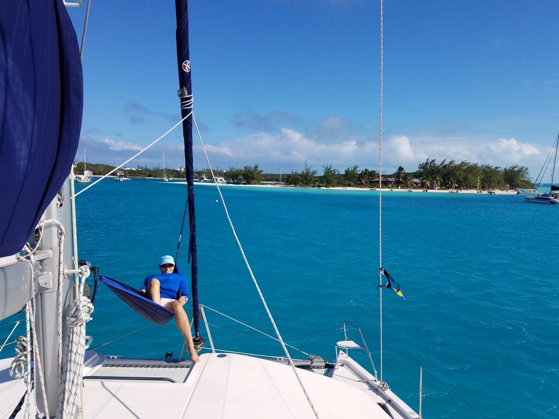 Catamaran Charter Mojo L48