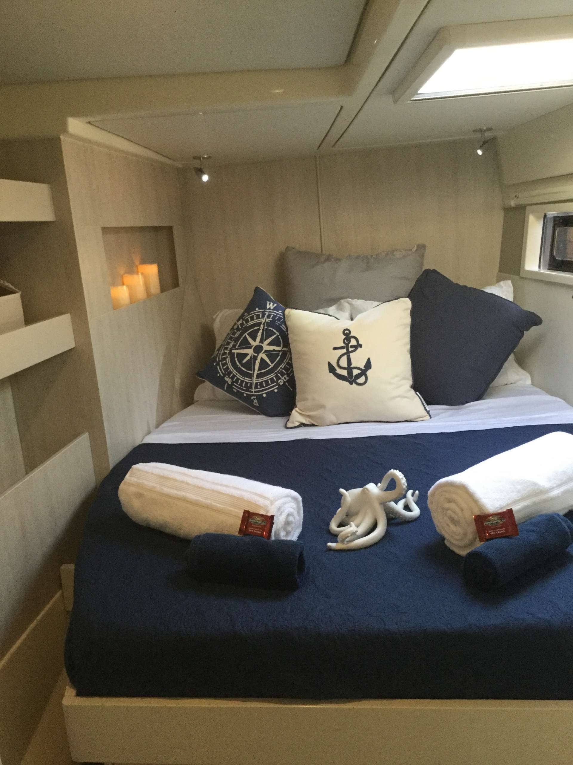 Sailing Yacht Mojo L48