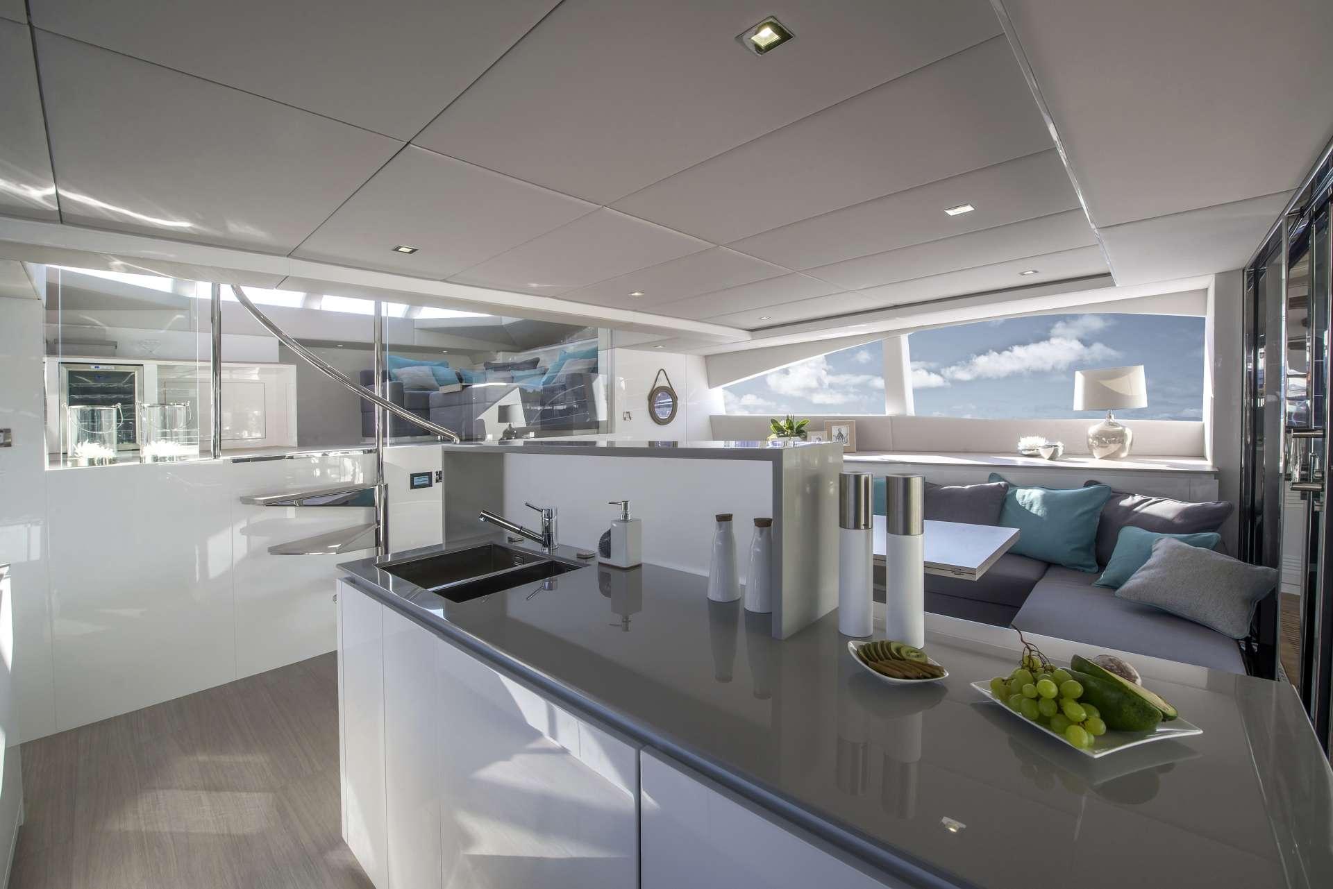 Yacht charter Moondance