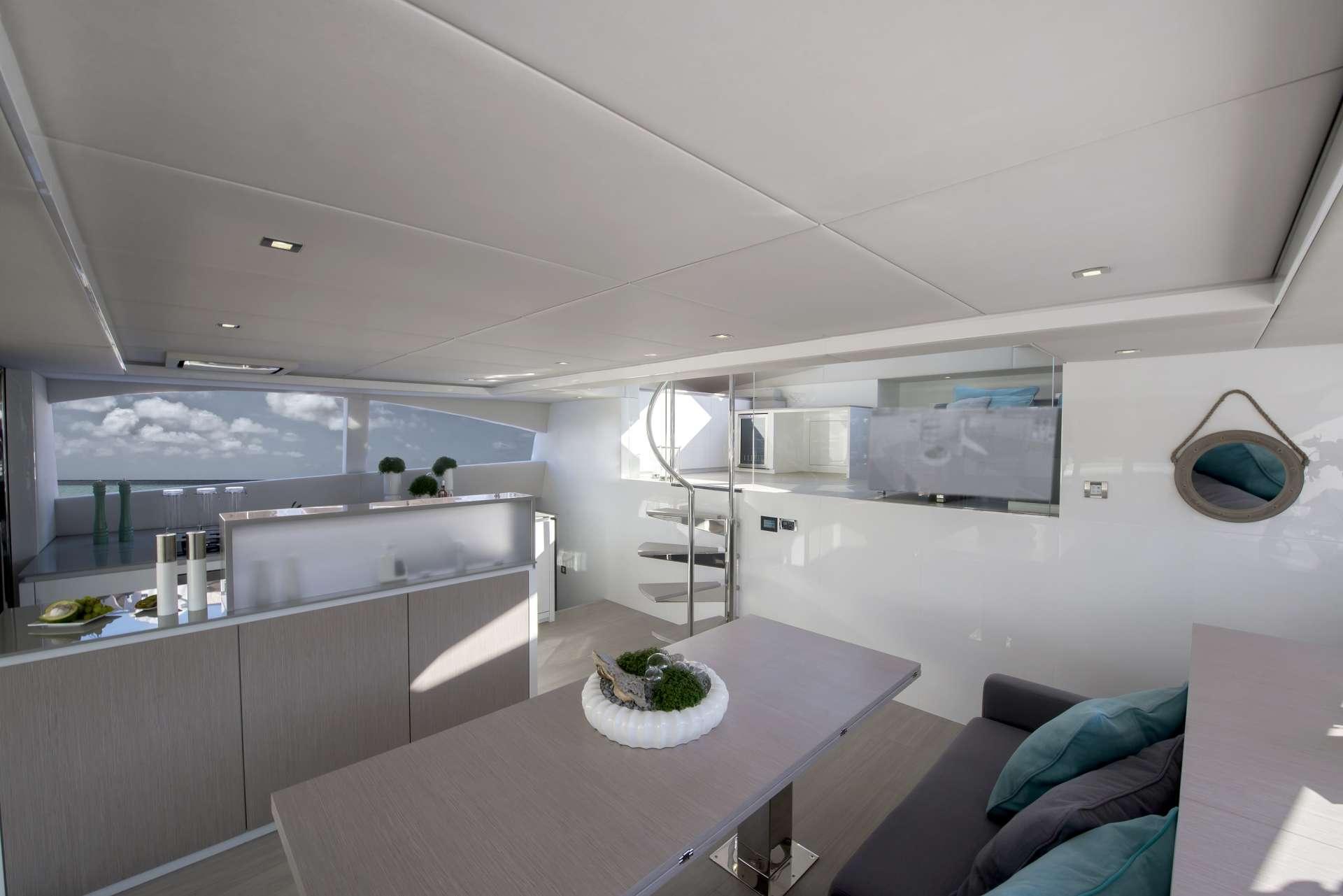 Catamaran Moondance