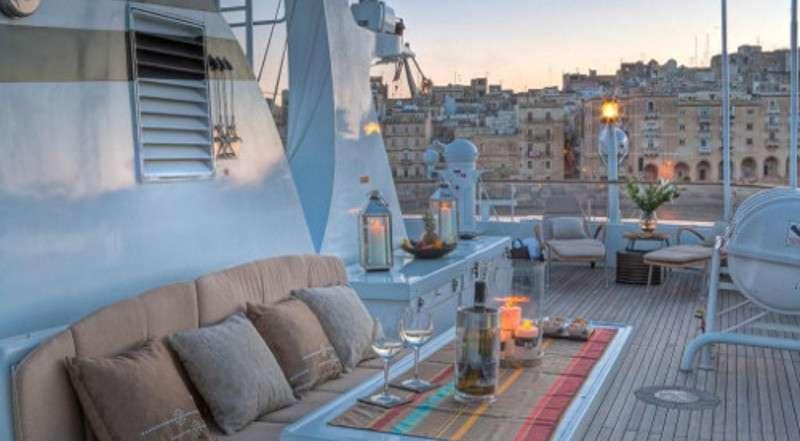 motor yacht SANSSOUCI STAR