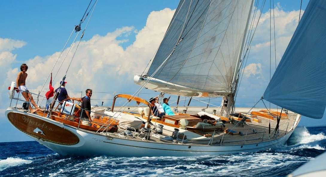 Croatia sailing yachts -
