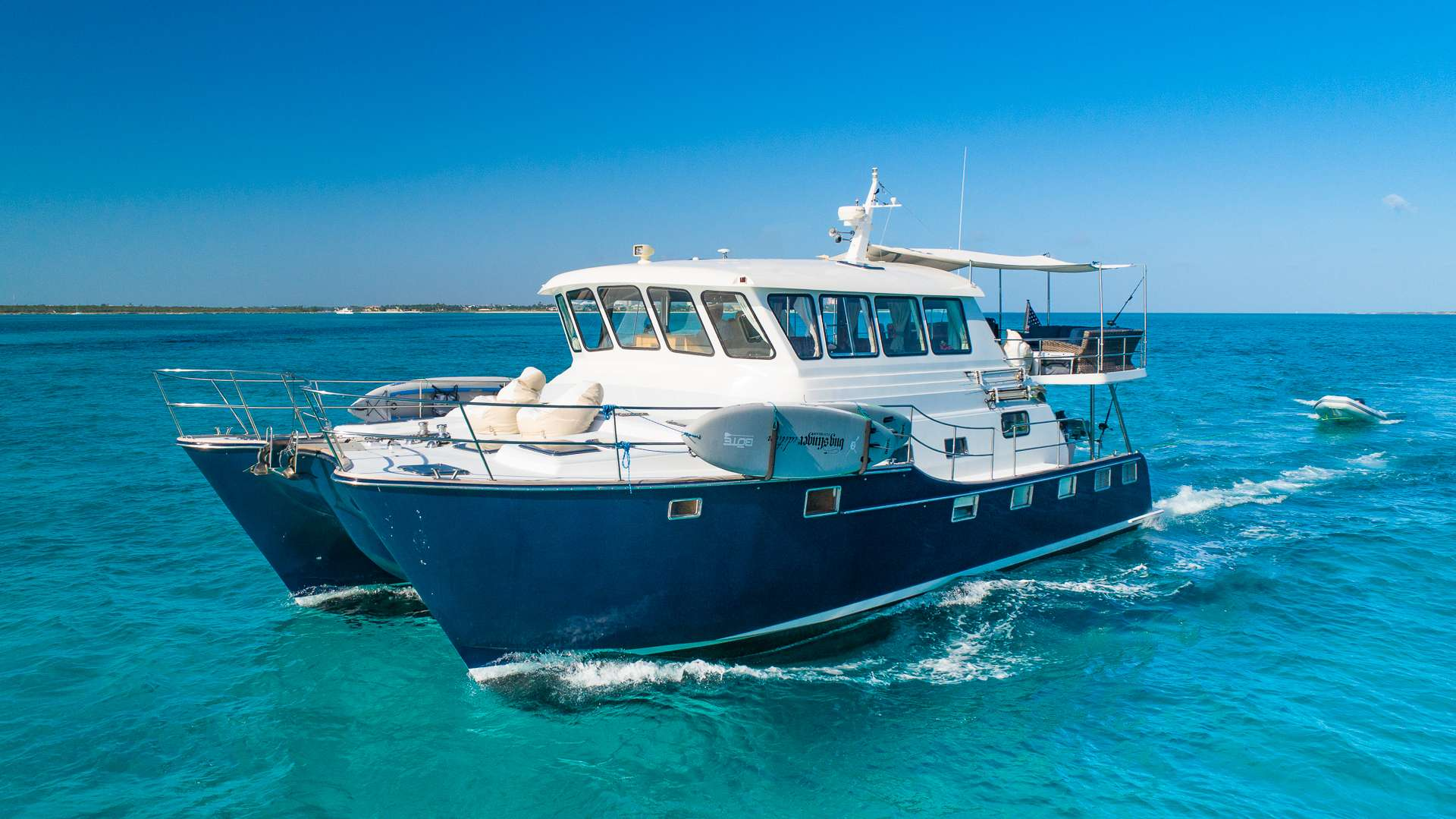 Catamaran Charter Giovannino