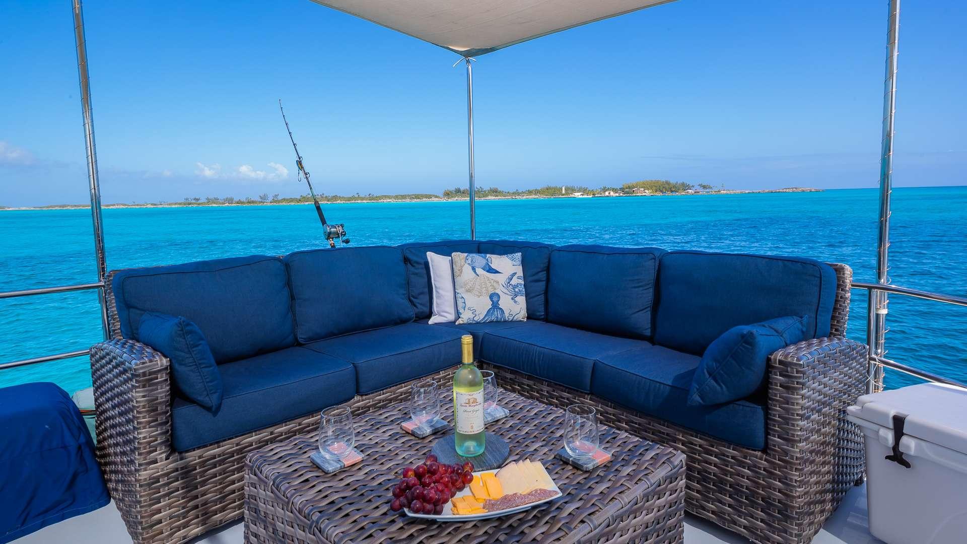 Ariel View Bahamas