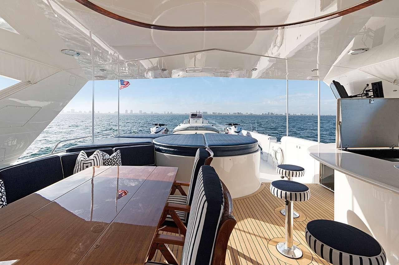 motor yacht RISK & REWARD