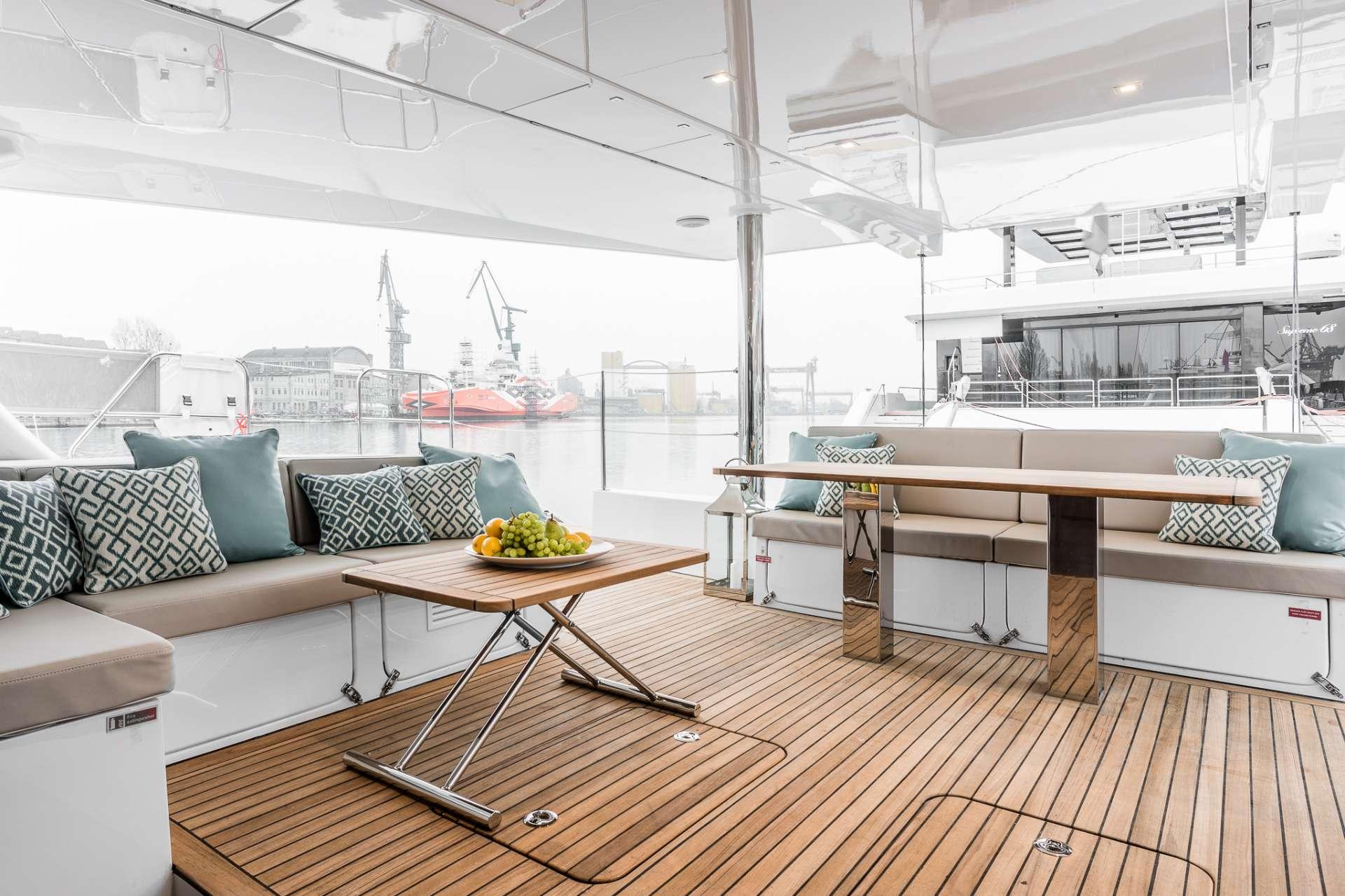 Catamaran Charter Annette2