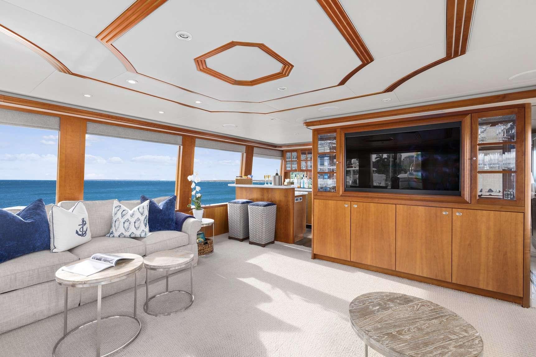 motor yacht VALHALLA