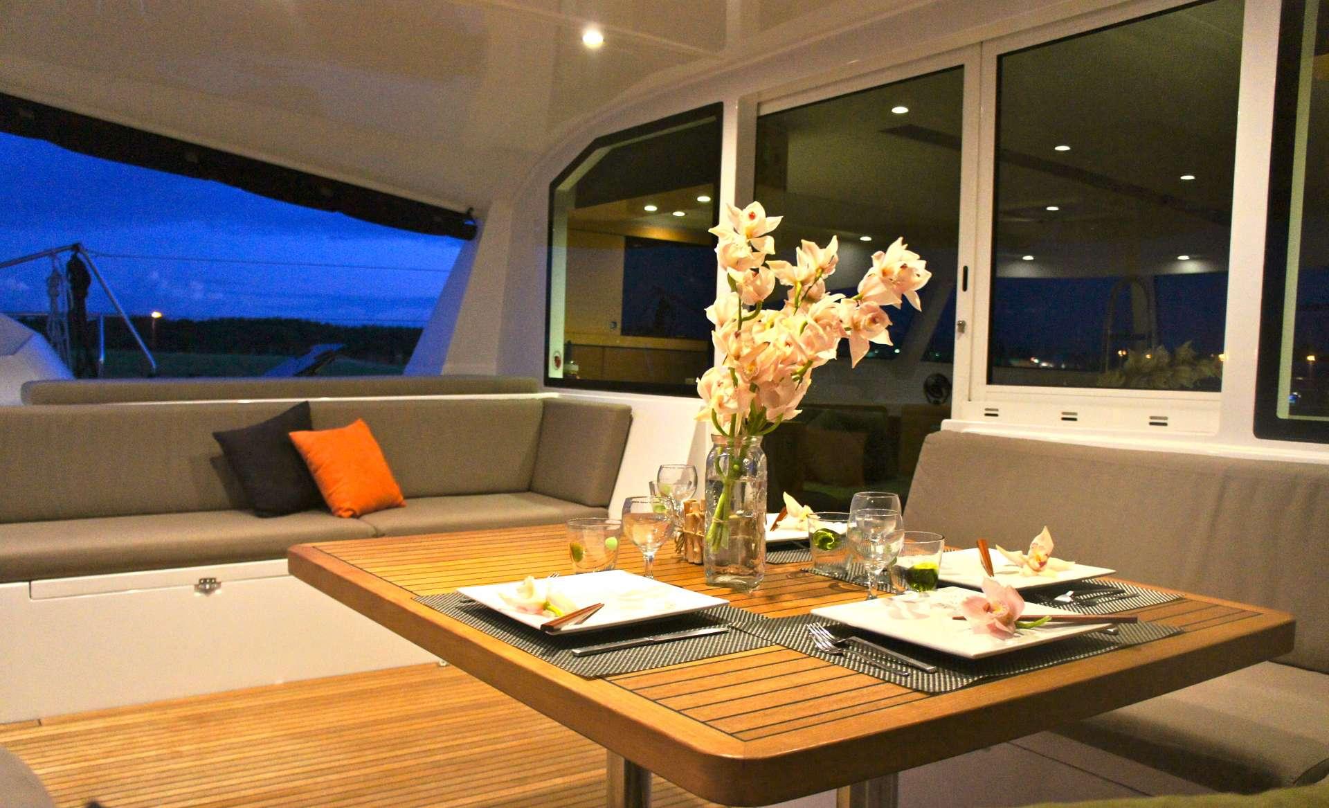 Yacht charter Tohora
