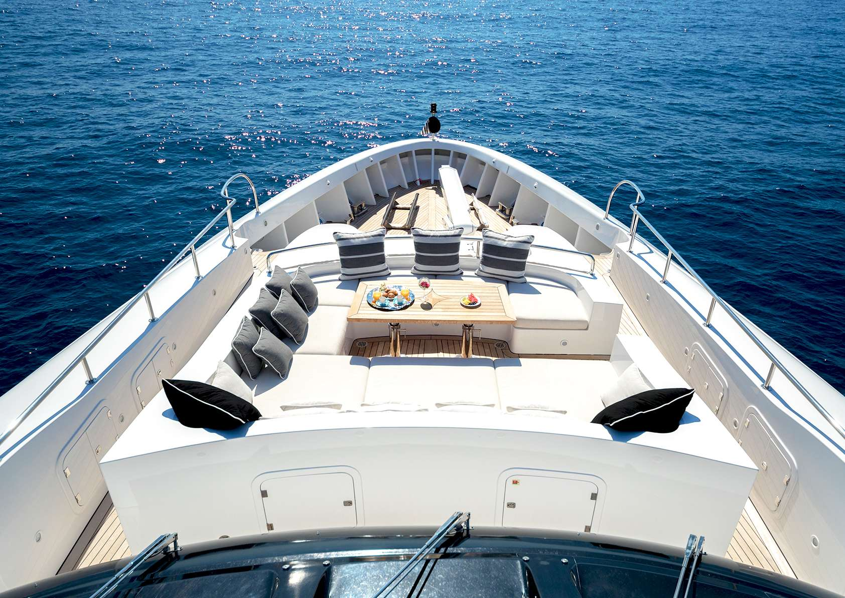motor yacht MY WAY