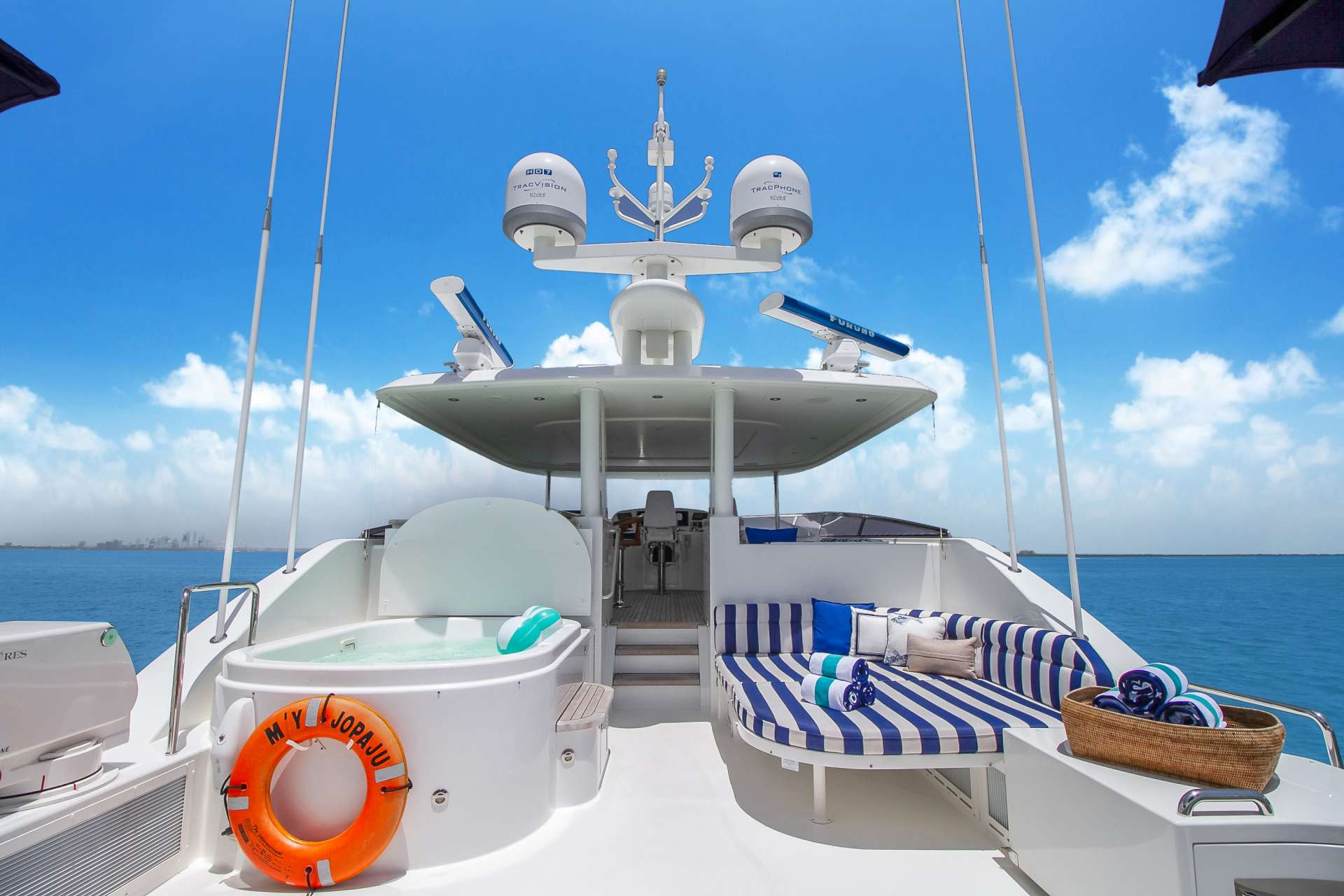 motor yacht JOPAJU
